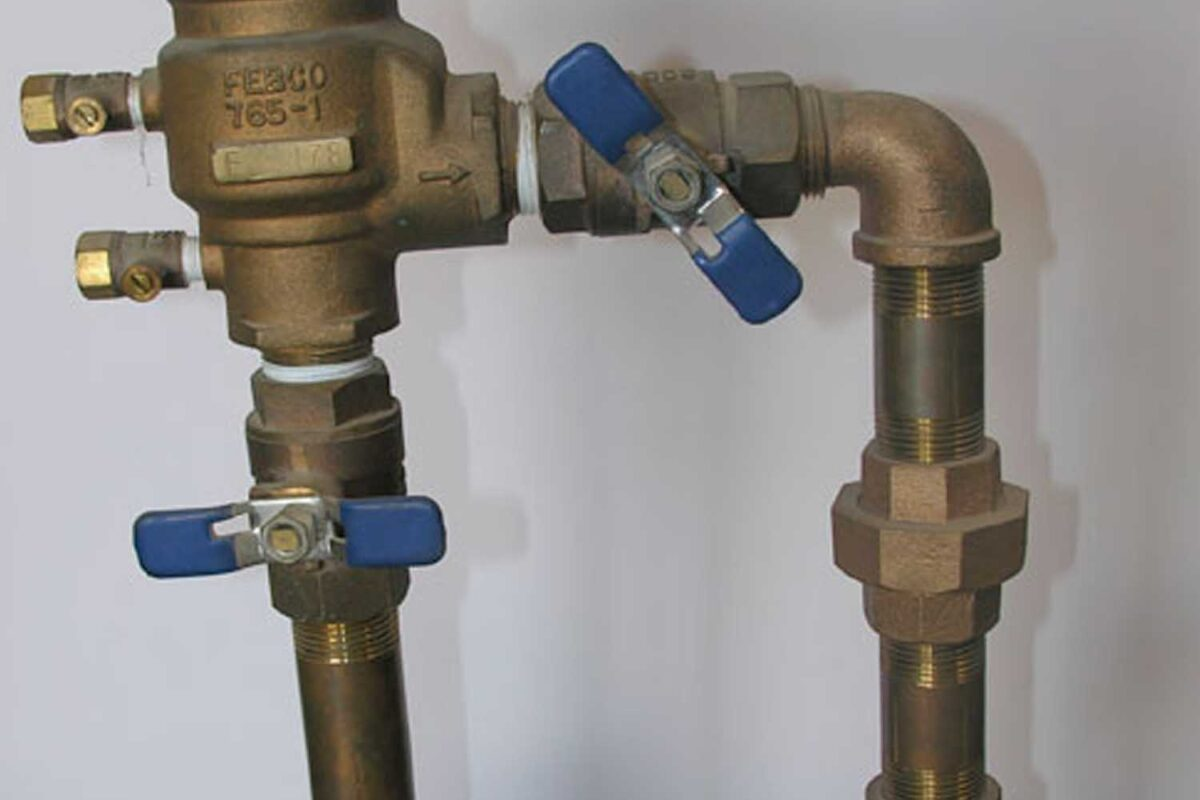 Winterizing Plumbing Pipes